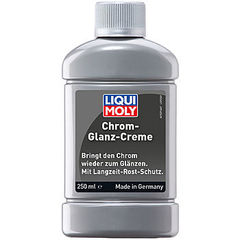 1529 LiquiMoly Полироль д/хром. поверхностей Chrom-Glanz-Creme (0,25л)