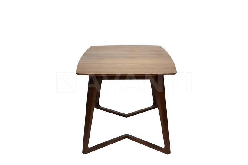 Стол обеденный AVANTI ALISSA (160) WALNUT (орех)