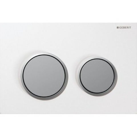Кнопка для инсталляции GEBERIT Omega 20 (115.085.KL.1)