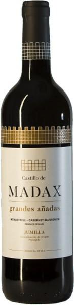 Castillo de Madax Grandes Anadas