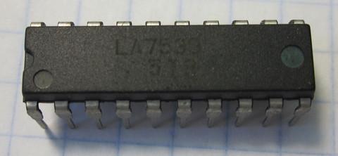 LA7533