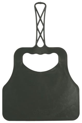Веер для мангала 32х21см черный