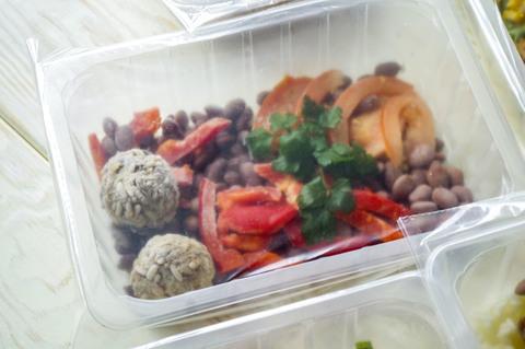 Тефтели с овощами правильное питание