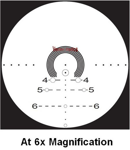 VECTOR OPTICS APOPHIS 1-6X28 FFP M4-62