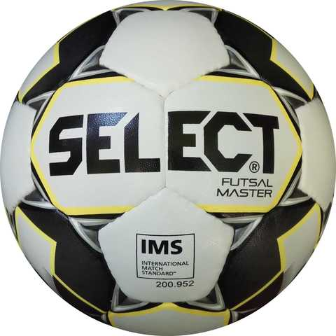 Мяч футзальный Select Futsal Master FIFA IMS