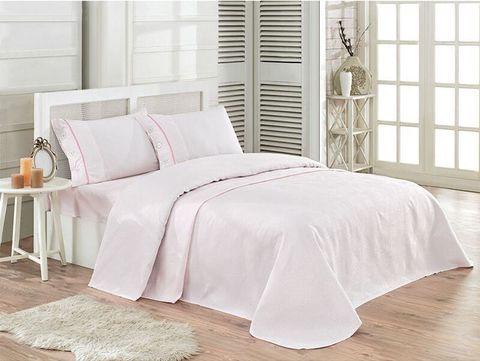 Комплект постельного белья Ранфорс Пике 2-сп.
