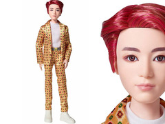 Кукла БТС Чонгук BTS Idol Doll