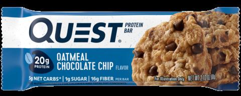 Протеиновый батончик QuestBar для кето диеты, без углевод, без сахара, без глютена. Шоколад без сахара, вкусняшки, протеиновые