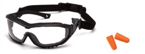 Защитные очки Pyramex V3T (SB10310ST)