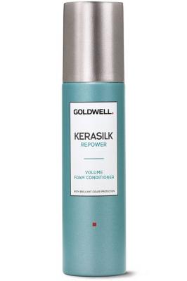 Пенный кондиционер для объема Goldwell Kerasilk Repower Volume