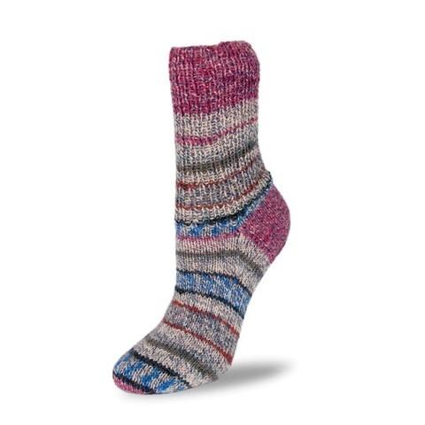 Rellana Flotte Socke Perfect Jacquard 1141