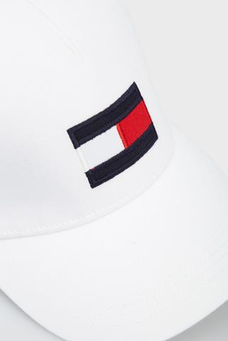 Мужская белая кепка IM BIG FLAG Tommy Hilfiger