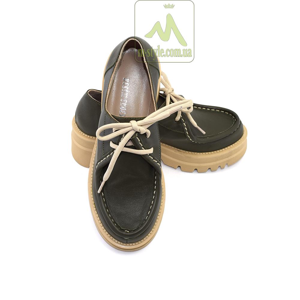 Туфли Mankodi.