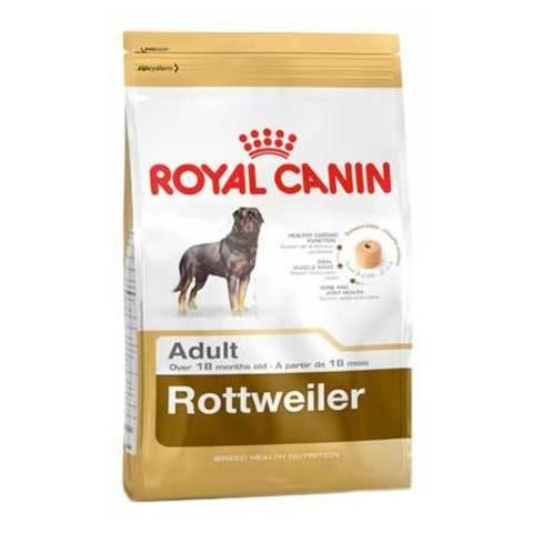 17 кг. ROYAL CANIN Сухой корм для взрослых собак породы ротвейлер Rottweiler 26 Adult