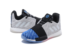 adidas Harden Vol. 3 'Grey/Blue/Black'