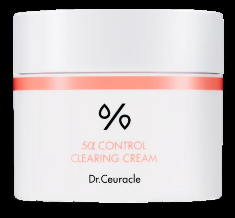 Крем Для Проблемной Кожи 5-Альфа Контроль DR. CEURACLE 5 Alfa Control Clearing Cream