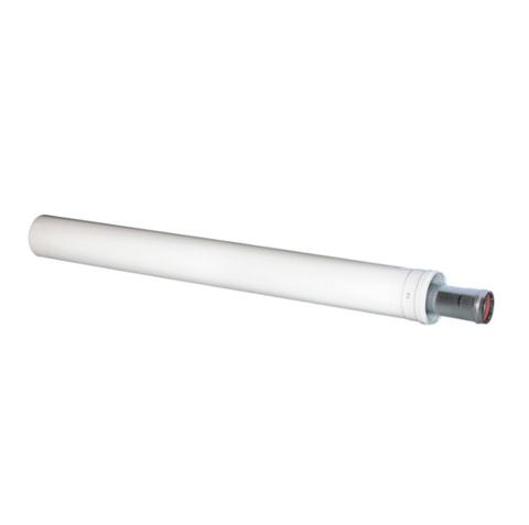 Baxi коаксиальное удлинение DN Ø 60/100 мм, 1 м для Duo-tec до 40 кВт (KHG 71405951)