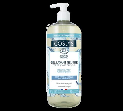 Coslys Гель для душа гипоаллергенный ( без запаха) 1 л