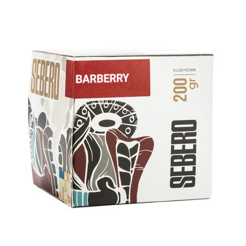 Табак Sebero Barberry (Барбарис) 200 г