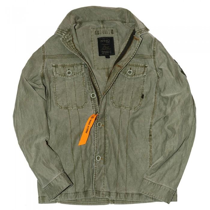 Куртка ветровка полевая Nord Storm - Cobra Jacket (олива)