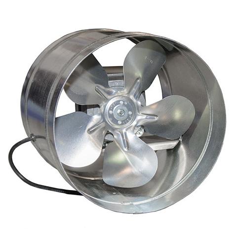 Вентилятор Канальный Осевой ВанВент 200 (Q мотор ebmpapst)