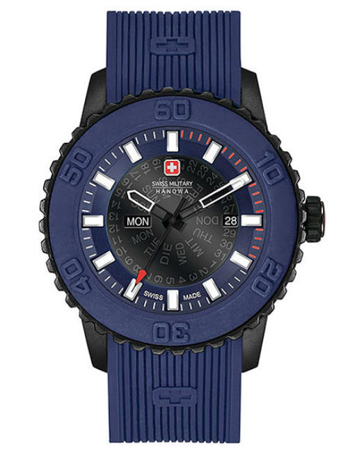 Часы мужские Swiss Military Hanowa 06-4281.27.003 Twilight