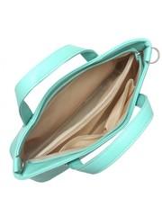 Мятная сумка классической формы