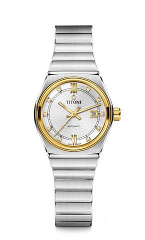TITONI 23751 SY-629