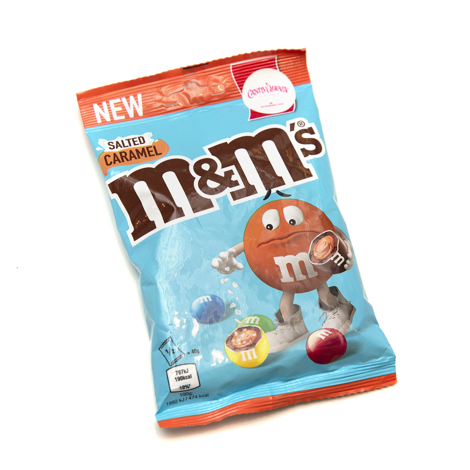 Драже M&M's Salted Caramel Treat Bag