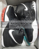 Nike Kyrie 6 'Black/White/Red' (Фото в живую)