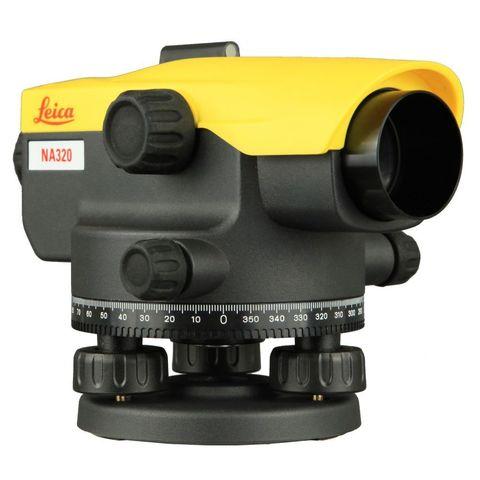 Оптический нивелир Leica NA324 с поверкой