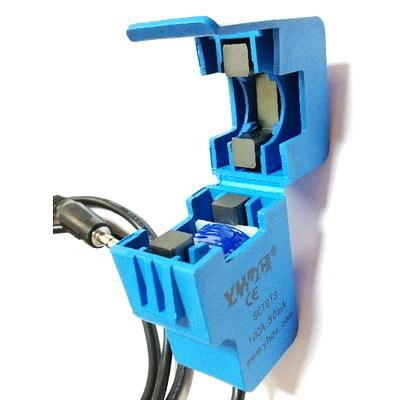 Неинвазивный датчик переменного тока SCT-013-030 YHDC 30A