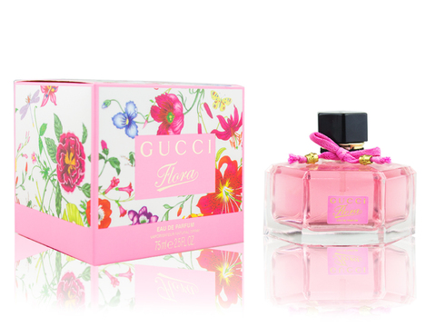 GUCCI FLORA BY GUCCI PINK EDITION, Edp, 75 ml