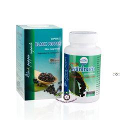 Капсулы для похудения с экстрактом черного перца/Black Pepper Capsules Kongka Herbs