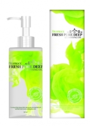 DEOPROCE CLEANSING OIL FRESH PORE DEEP