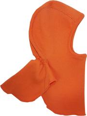 Шлемик ManyMonths, Оранжевый (шерсть мериноса 100%)