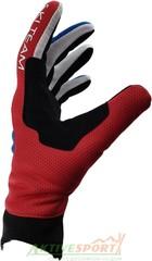 Перчатки лыжные Ski Team K19001WBR бело-сине-красный - 2