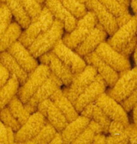 Пряжа Puffy (Alize) 02 желтый фото