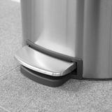 Мусорный бак Brabantia (40л) FB матовый с защитой от отпечатков, артикул 482021, производитель - Brabantia, фото 9