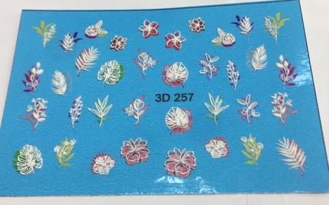 3D - 257