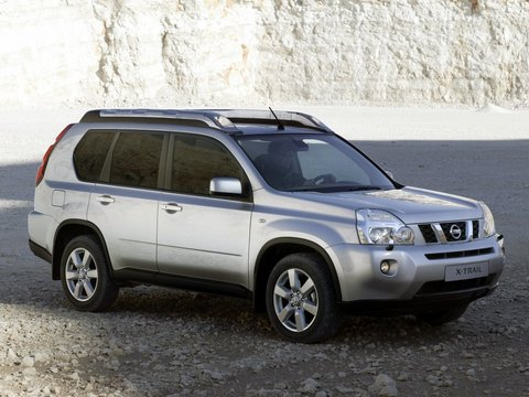 Чехлы на Nissan X-trail Т-31 2007–2015 г.в.