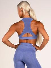 Женский топ Ryderwear Seamless Sports Bra - Cobalt Blue