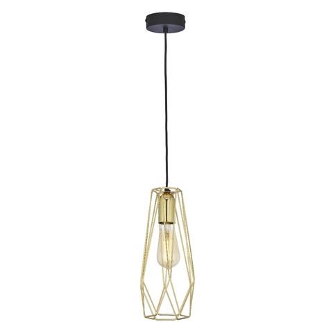 Подвесной светильник TK Lighting 2696 Lugo Gold