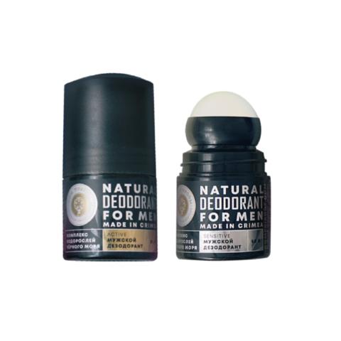Шариковый мужской дезодорант Sensitive | Дом Природы