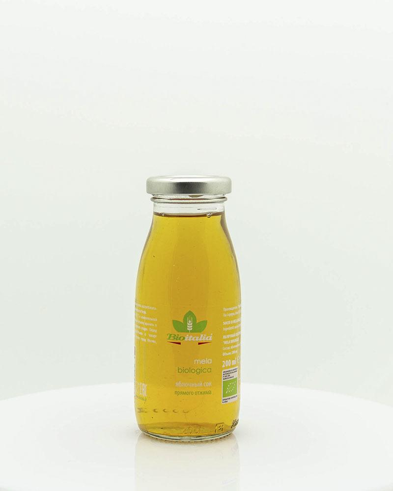 Яблочный сок Bioitalia 200 мл.
