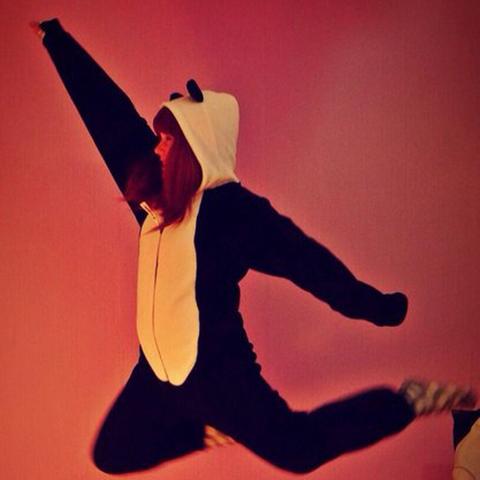 Юлия: Кунг-фу Панда! Или ниндзя-панда