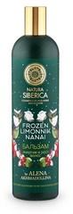 Бальзам для волос Frozen Limonnik Nanai Natura Siberica By Alena Akhmadullina