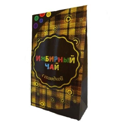 Чай имбирный, Фитоком Алтай, Солодка, ф/п, 1,5 г, 20 шт