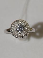 Кольцо 12315(кольцо из серебра).