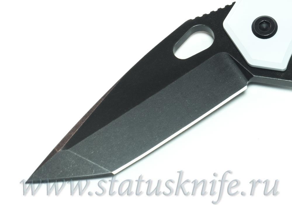 Нож Quartermaster QSE-6ZTT Stormtrooper Edition - фотография